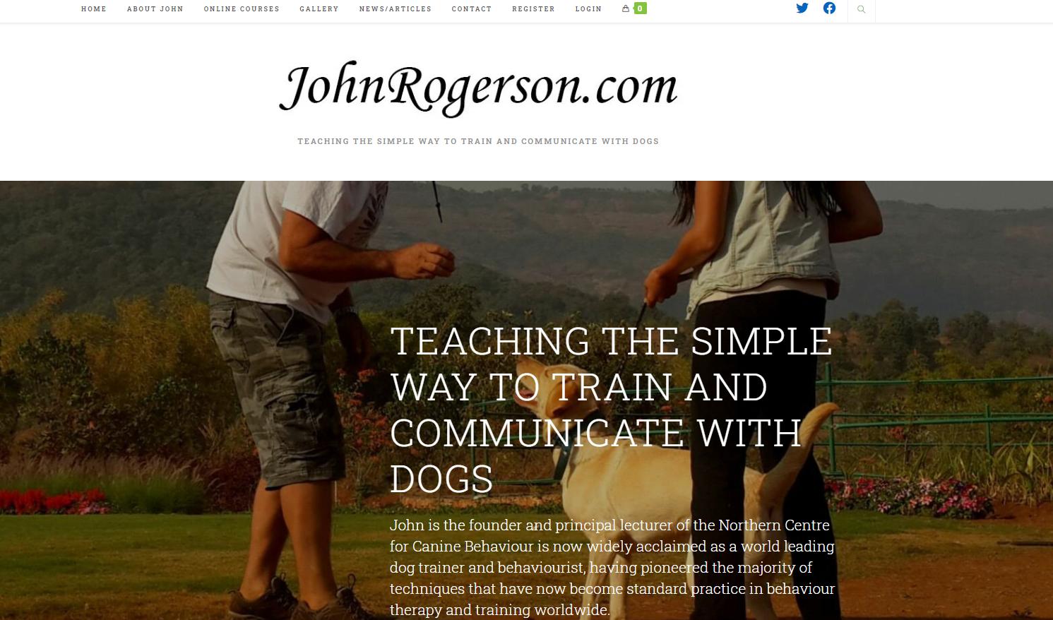 Johnrogerson.com